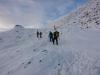 Larsbreen - Skifahren auf dem Gletscher